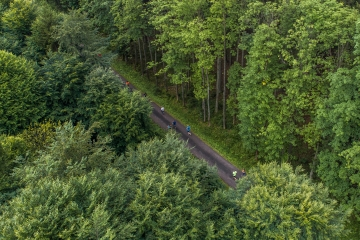Behej lesy Karlovarsky kraj Slavkovsky les sport zdravi