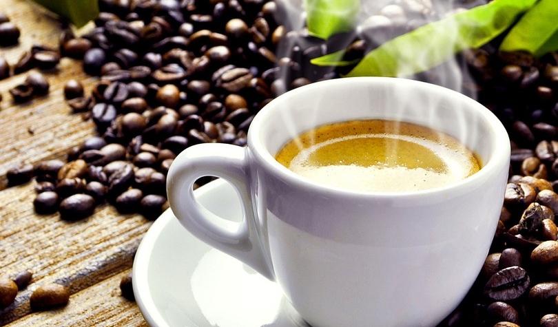 Kava horky napoj