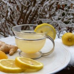 Med cesnek zazvor citron domaci lekar nachlazeni