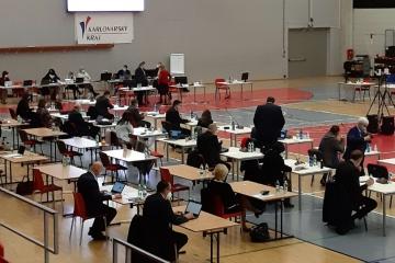 Zítra se uskuteční 3. zasedání Zastupitelstva Karlovarského kraje