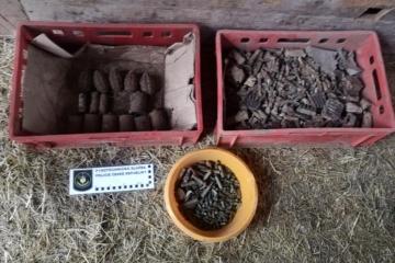 Munice granaty Zlutice