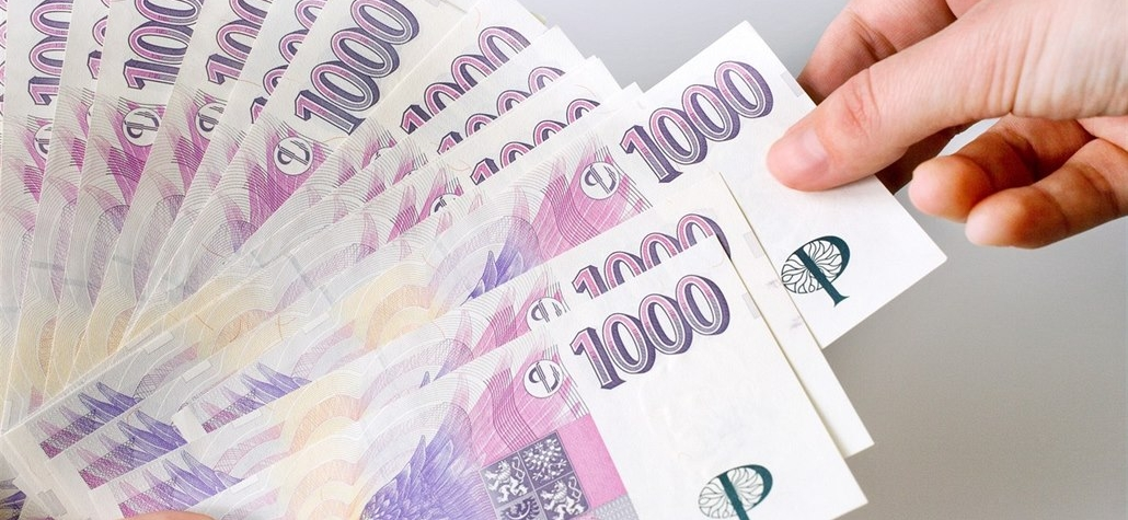 Průměrná mzda v Karlovarském kraji