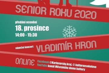 Senior roku 2020 Karlovarskeho kraje
