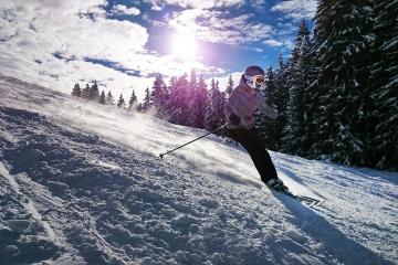 Skiarealy Krusna hory Plasivec Klinovec Bublava Karlovarsky kraj lyzovanizima sport