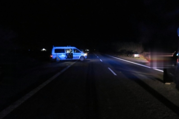 Smrtelna dopravni nehoda u Potociste