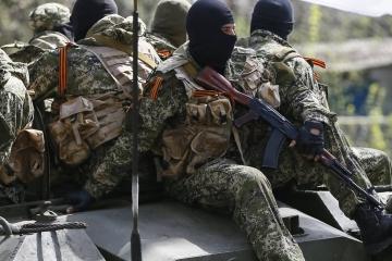 Ukrajina Dombas valka rusky separatista scaled