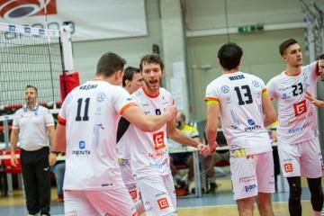 VK ČEZ Karlovarsko, Karlovy Vary budou hostit play-off Českého poháru ve volejbale