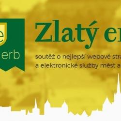Zlaty erb Marianske Lazne Chebsko Karlovarsky kraj