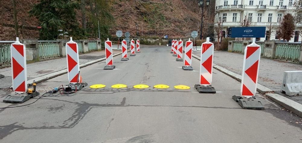 festivalov most omezen provozu Karlovy Vary grandhotelpupp cisareke lazne