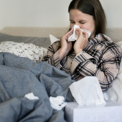 Dočasná pracovní neschopnost pro nemoc a úraz v Karlovarském kraji
