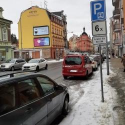Karlovy Vary řeší dopravní komplikace na Sokolovské ulici