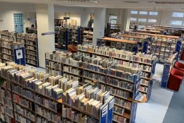 Krajská knihovna spouští bezkontaktní půjčování knih