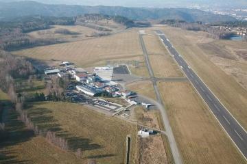 Letiště Karlovy Vary hledá cestu, jak rozvíjet svou aktivitu
