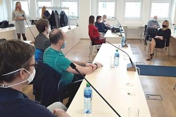 Zástupci sokolovské nemocnice a ortopedi budou spolu dále jednat
