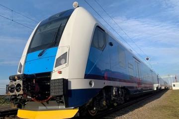České dráhy nasadí na trasu Praha - Cheb nové moderní vlaky. Nové moderní vlaky na trase Plzeň, Mariánské Lázně, Cheb a Karlovy Vary