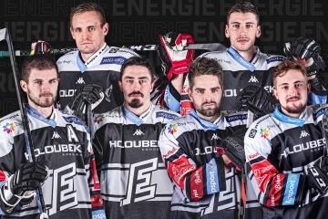 Karlovarská Energie drží tým pohromadě, šestice hráčů podepsala nové smlouvy