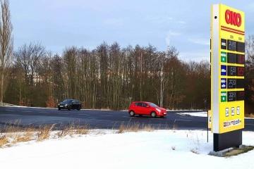 Sokolov: Nové chodníky v návaznosti na výstavbu okružní křižovatky