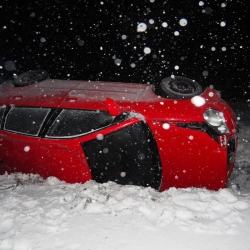 Dopravu opět komplikoval sníh a mráz