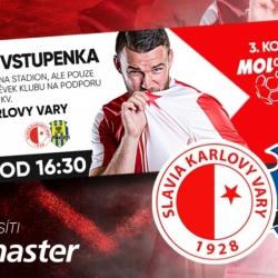 Podpořte karlovarský fotbalový klub. Startuje prodej virtuálních vstupenek na 3. kolo Mol Cupu
