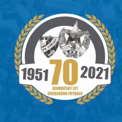 Sedmdesát let chebského fotbalu