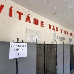 Očkování samoplátců v Karlovarském kraji