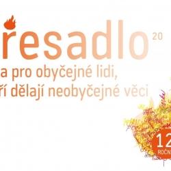 12. ročník udílení ocenění Křesadlo2020. Nominujte dobrovolníky