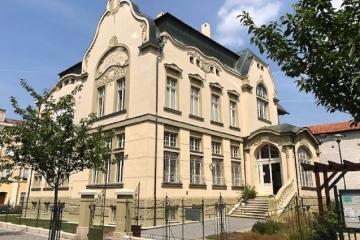 Městská knihovna Cheb dnes slaví 110 let