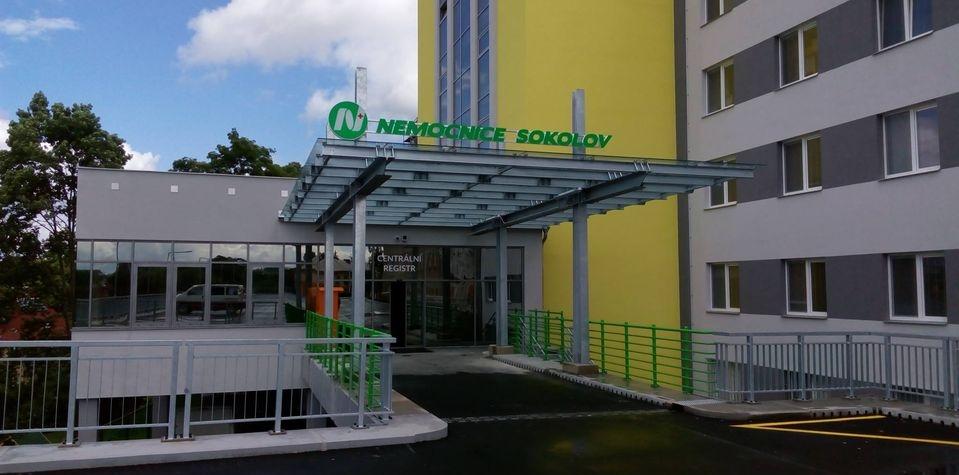 V sokolovské nemocnici Dobrá zpráva: Sokolovská ortopedie je opět plně k dispozici
