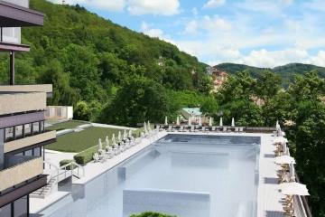 Jak probíhá rekonstrukce hotelu Thermal a bazénu