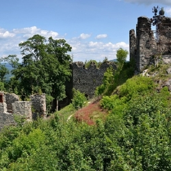 Tip na výlet - zřícenina hradu Andělská Hora