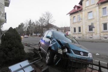 Za volant usedl pod vlivem alkoholu a nezvládl řízení