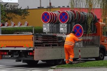 Blokové čištění chebských ulic začne 1. dubna