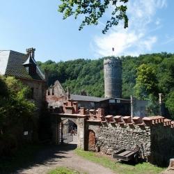 Tip na výlet - Horní hrad, Hauenstejn