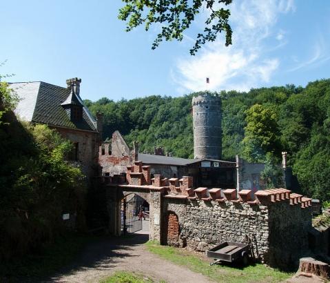 Tip na výlet – Horní hrad / Hauenštejn