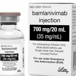 Lékaři v Karlovarském kraji mohou již předepsat Bamlanivimab