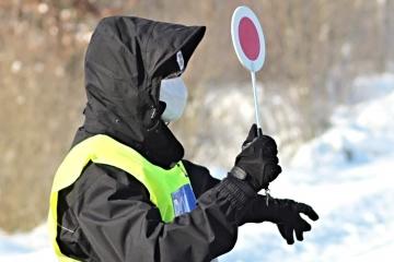 Policisté budou při kontrolách pohybu v regionu přísnější