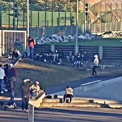 Sokolovský skatepark se zavírá. Nedodržovala se v něm vládní opatření