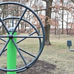 V sokolovské lokalitě Háječek si můžete zacvičit na fitness strojích