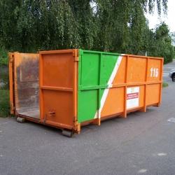 V dubnu přistaví v Karlových Varech velkoobjemové kontejnery. Můžete se zbavit objemného odpadu