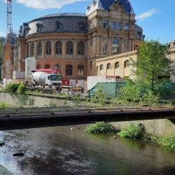 Město Karlovy Vary opraví Goethovu lávku