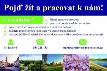 Nové pobytové centrum Čtyřka v Sokolově hledá personál