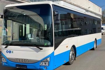 Karlovy Vary: DPKV pořídil nové autobusy
