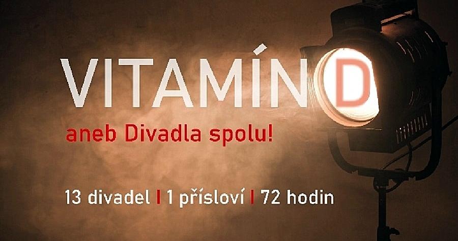 Vitamín D aneb Divadla spolu! I na západě Čech