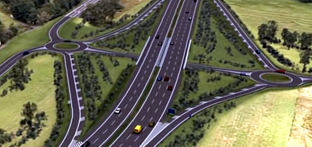 VIDEO: Vizualizace rychlostní komunikace R6 v úseku Karlovy Vary – Bošov