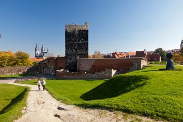 Chebský hrad se otevírá veřejnosti