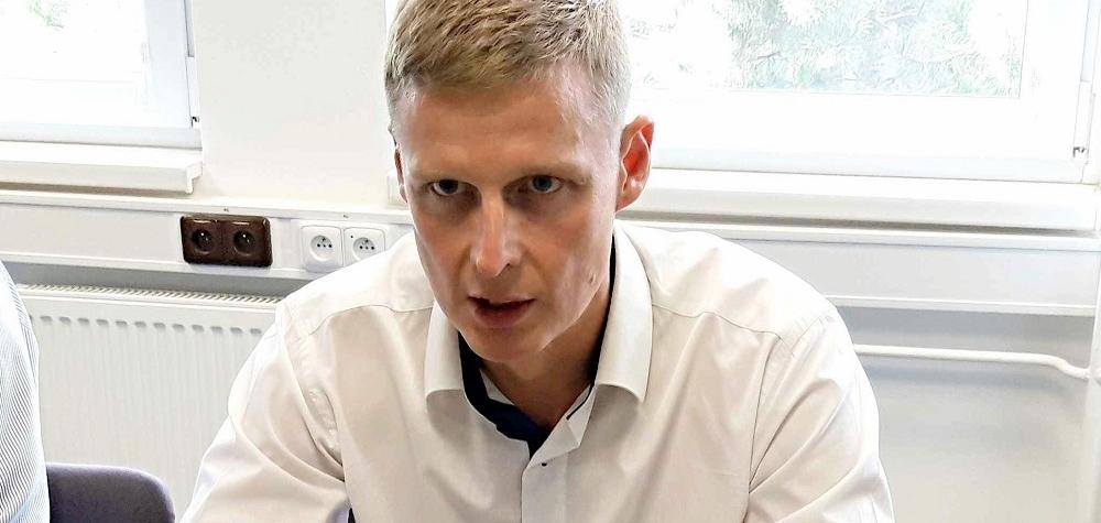 Tomáš Provazník je novým předsedou Karlovarského krajského fotbalového svazu