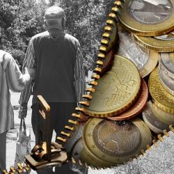 Příjemci důchodů a jejich důchody v Karlovarském kraji
