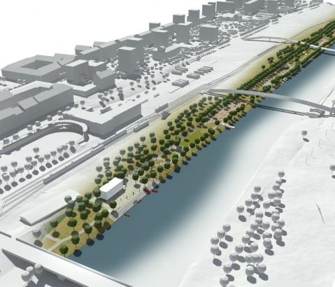 Projekt Náplavka vzbudil zájem a má velkou podporu