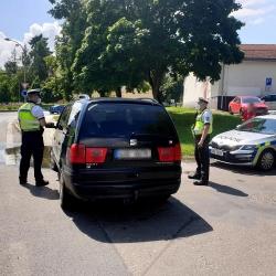 V Karlovarském kraji probíhají dopravně bezpečnostní akce. Policisté zkontrolovali téměř 2000 vozidel