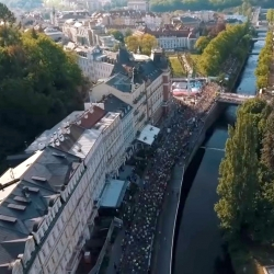 Půlmaraton Karlovy Vary 2021
